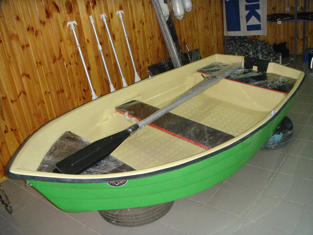 стоимость лодки из пластика