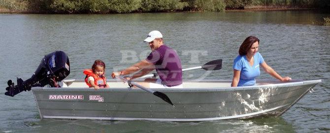 купить алюминиевую лодку марине