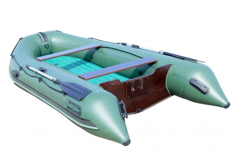 надувные лодки навигатор с надувным дном