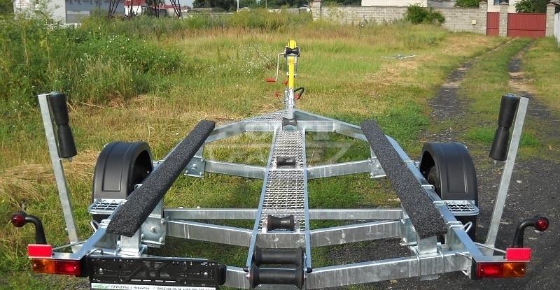 трейлеры для лодки фирмы трейлер