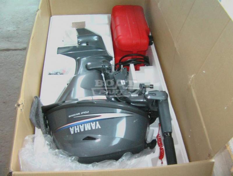 четырехтактный лодочный мотор f20bmhs