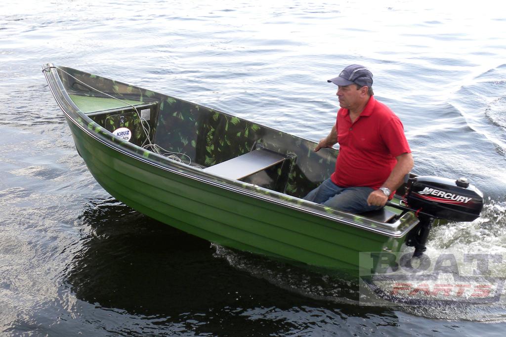 купить складную пластиковую лодку